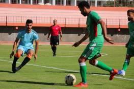 تحديد موعد ومكان مباراتي نصف نهائي كأس غزة