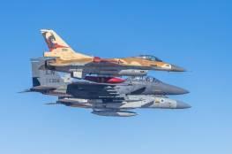 """انتهاء مناورة """"صقر الصحراء"""" بين الجيشين الأمريكي والإسرائيلي"""