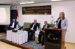 معايعة تلتقي ممثلي القطاع السياحي الفلسطيني الخاص في الخليل