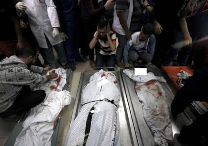 """هكذا تحدّث أب فلسطيني فقد زوجته وأطفاله بمجزرة """"الشاطئ"""" (شاهد)"""