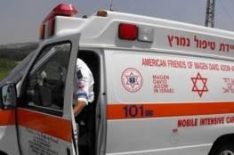 إصابة أربعة جنود إسرائيليين بجروح بحادث سير