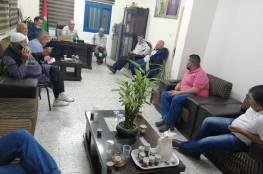 حملة في بيت فوريك للتبرع بزيت الزيتون لصالح أهالي غزة