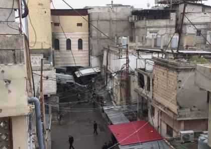 مسؤول أممي يطلع على الوضع المعيشي للاجئين الفلسطينيين في مخيم عين الحلوة