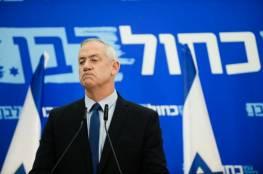 دعوة إسرائيلية لليمين بدخول حكومة غانتس والإطاحة بنتنياهو