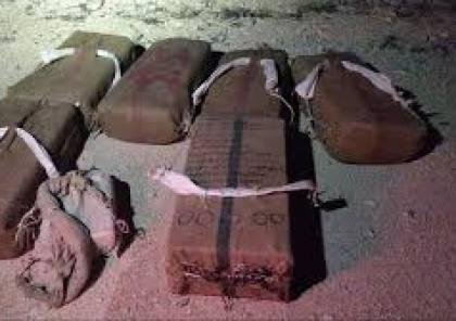 الجيش الإسرائيلي يعلن إحباط عملية تهريب مخدرات كبيرة على الحدود مع مصر