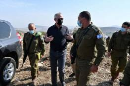 سنكون مستعدين لأي معركة.. وزير الجيش الاسرائيلي: أعداؤنا في الشمال والجنوب لا يهدأون