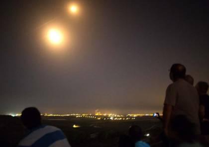 صور: رسالة من غزة للمستوطنين في غلاف غزة وهذا ما جاء فيها ..