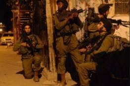 إصابة عدد من المواطنين بالرصاص والاختناق خلال اقتحام جالود جنوب نابلس