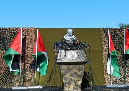 تلفزيون: الفصائل المسلحة تخلي راياتها الحزبية من المناورات بغزة على ضوء تعثر المصالحة الفلسطينية