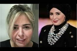 الفنانة المصرية صابرين تفاجئ جمهورها بخلع الحجاب (صور)