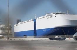 خبير عسكري : إيران تخطط لهجمات جديدة ضد سفن إسرائيلية