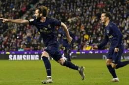 فيديو.. ريال مدريد يهزم بلد الوليد وينتزع صدارة الليجا