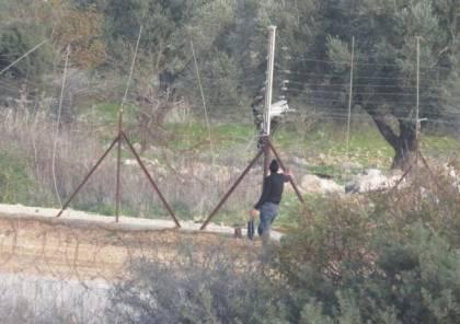 فلسطيني اقتحم مستوطنة وألقى 8 زجاحات حارقة وعاد بسلام