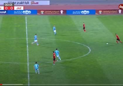 ملخص أهداف مباراة الفيصلي والصريح في الدوري الأردني 2020