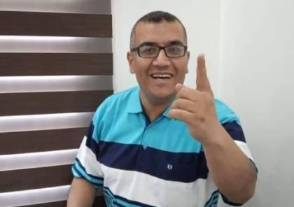 صورة : صحفي من غزة يعلن اصابته بفيروس كورونا