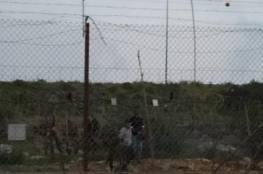 جيش الاحتلال يفتح بوابات الجدار شرق قلقيلية لإدخال عمال