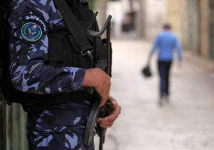 الشرطة تكشف ملابسات عدة سرقات في رام الله