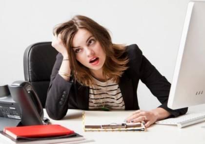 نصائح تساعدكِ في التغلب على كره العمل