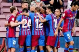 برشلونة يسحق ريال سوسيداد برباعية في افتتاحية الدوري الإسباني (فيديو)