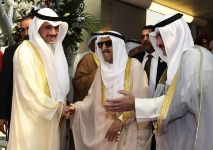 أمير الكويت يعود لبلاده بعد رحلة علاجية 6 أسابيع