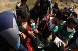 الفصائل الفلسطينية تطالب المجتمع الدولي بالنظر للجرحى وإثبات وحشية الاحتلال