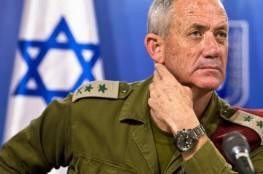 غانتس يلتقي كوخافي ويتسلم اليوم وزارة الجيش الإسرائيلي