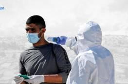 شاهد..تحديث الخارطة الوبائية لمصابي كورونا في قطاع غزة