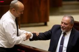 """تواصل التراشق بين بينت و ليبرمان حول غزة والاخير :"""" آمل أن يدمر سكان القطاع نظام حماس """""""