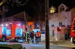 مصرع إسرائيلي إثر حريق في شقته بالقدس