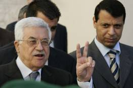 عزام الاحمد : السلطة الفلسطينية لن تسمح لدحلان بالترشح للرئاسة