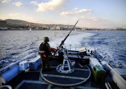 """""""مدفع تايفون"""" لمنع توغل الغواصين من قطاع غزة"""