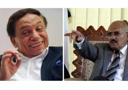 """عادل إمام يروي موقفا أحرجه مع الرئيس الراحل """"صالح"""" (فيديو)"""