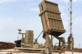 اسرائيل توافق رسميا على بيع منظومة بطاريات القبة الحديدية