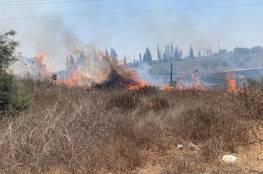 أول تعليق من حماس على قصف الاحتلال وعودة اطلاق البالونات من غزة ..