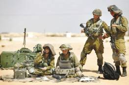 """الجيش الإسرائيلي يبدأ مناورة """"شعاع الشمس"""" قرب حدود لبنان"""