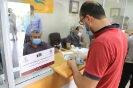 اللجنة القطرية تبدأ صرف المنحة النقدية للأسر المتعففة بغزة