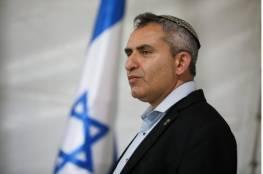 وزير اسرائيلي: انسحابنا من قطاع غزة كان الوقود لتقوية حماس نفسها