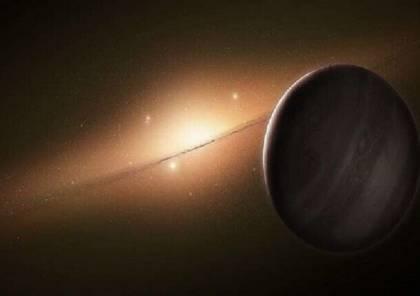 """اكتشاف كوكب ضخم بـ""""حجم المشتري"""" يدور حول نجم ميت!"""