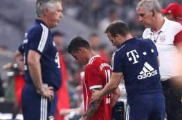 أنشيلوتي يوضح طبيعة إصابات لاعبيه