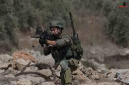 إصابة شاب برصاص الاحتلال شمال شرق جنين