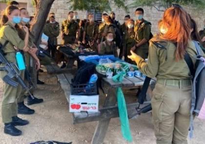 879 إصابة بكورونا داخل الجيش الإسرائيلي