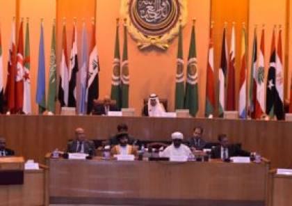 رئيس البرلمان العربي يؤكد رفضه لأي محاولات لتجزئة التراب الوطني الفلسطيني