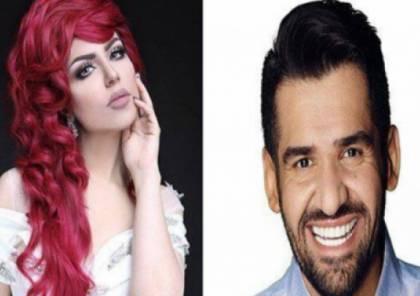 صورة صادمة!!.. تجمع حسين الجسمي وحليمة بولند قبل التجميل