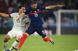 كأس أمم أوروبا: فرنسا تفوز على ألمانيا (فيديو)