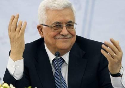 الرئيس عباس يهاتف أسامة القواسمي