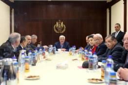 الكشف عن نتائج وتفاصيل اجتماع تنفيذية المنظمة اليوم في رام الله...