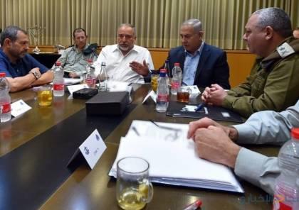 """مصادر أمنية إسرائيلية تزعم : """"حماس عدو ضعيف وهناك العديد من الحلول الأقل تكلفة من الحرب بغزة"""