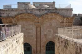 اتصالات إسرائيلية أردنية لحل أزمة مصلى الرحمة بالأقصى