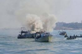 بكر يتحدث عن الواقع المرير للصيادين بغزة : 90% يعيشون تحت خط الفقر