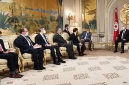 رسالة دعم من بايدن للرئيس التونسي